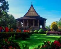 Haw Phra Kaew 2 Royalty Free Stock Photography