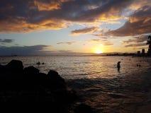 hawaï stock afbeelding