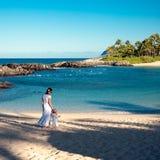 Hawaï, Oahu stock foto
