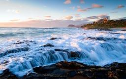 Hawaï, Oahu Image libre de droits