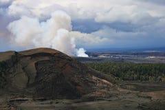 Hawaï Volcano National Park Image libre de droits