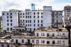 Hawański miasto Kuba Zdjęcie Stock