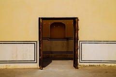 Hawa玛哈尔,风的宫殿在斋浦尔,印度 库存照片
