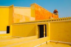 Hawa玛哈尔,风的宫殿在斋浦尔,印度 库存图片