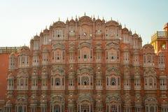 hawa Ινδία Jaipur mahal στοκ φωτογραφία