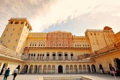 hawa Ινδία Jaipur mahal Στοκ Φωτογραφίες