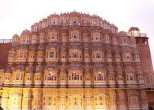 hawa Jaipur mahal Στοκ Φωτογραφίες
