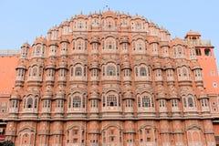 Hawa Mahal à Jaipur Photos stock