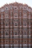 Hawa Mahal στην Ινδία στοκ εικόνες