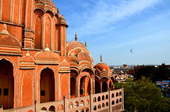 Hawa Mahal Джайпур Стоковые Фотографии RF