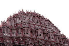 Hawa Mahal Джайпур Стоковые Фото