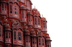Hawa Mahal Джайпур Стоковое Изображение