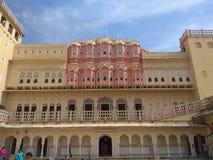 Hawa Mahal image libre de droits