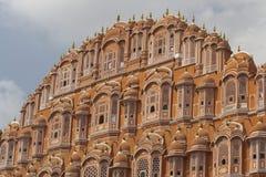 Hawa-Mahal stock foto