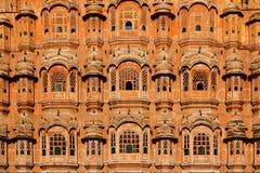 Hawa Mahal stockfoto