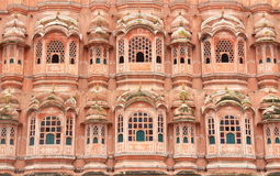 Hawa Mahal-1 Stock Photo