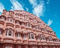 Hawa mahal em Jaipur Fotografia de Stock Royalty Free