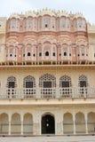 Hawa Mahal en Jaipur, Rajasthán, la India Fotografía de archivo libre de regalías