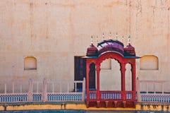 Hawa Mahal, het Paleis van Winden, Jaipur Royalty-vrije Stock Foto