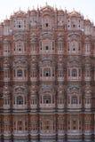 Hawa Mahal in India stock images