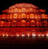 Hawa Mahal Jaipur στοκ εικόνες με δικαίωμα ελεύθερης χρήσης