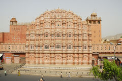 Hawa Mahal, Jaipur Stock Photos