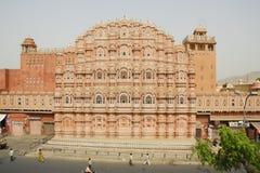 Hawa Mahal, Jaipur Stock Photos