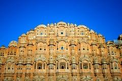 Hawa Mahal, Jaipur Immagini Stock