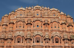 Hawa Mahal.Jaipur. Stock Photo
