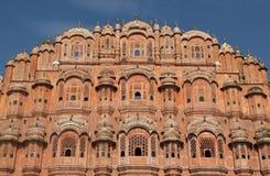 Hawa Mahal.Jaipur. Στοκ Εικόνες