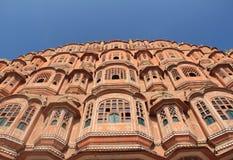 Hawa Mahal.Jaipur. Στοκ εικόνα με δικαίωμα ελεύθερης χρήσης