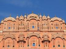 Hawa Mahal (Jaipur). Στοκ φωτογραφίες με δικαίωμα ελεύθερης χρήσης