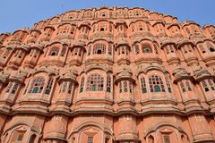 Hawa Mahal, Jaipur Stockfoto