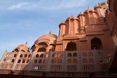 Hawa Mahal, Jaipur Stockbild