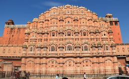 Hawa Mahal Jaipur. Στοκ Εικόνες