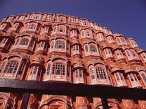 Hawa Mahal, Jaipur Stockfotografie