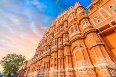 Hawa Mahal - Jaipur image libre de droits
