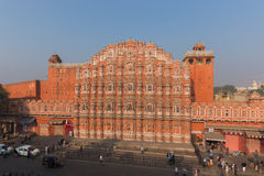 Hawa Mahal in Jaipur city, India Stock Photo