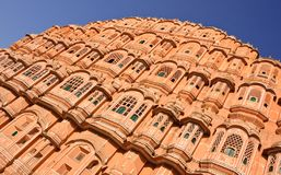 Hawa Mahal in Jaipur, India Royalty Free Stock Images