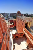 Hawa Mahal, Jaipur, India. Royalty Free Stock Image