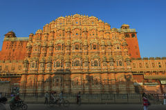 Hawa Mahal Jaipur India Royalty Free Stock Photography
