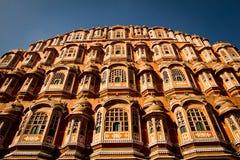 Hawa Mahal of Jaipur, India Stock Image