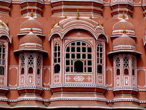 Hawa Mahal; Jaipur, India Fotografia Stock