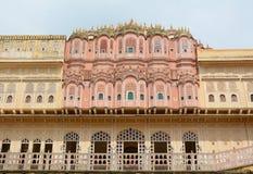 Hawa Mahal in Jaipur, India Stock Photography