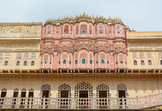 Hawa Mahal in Jaipur, India Stock Photography