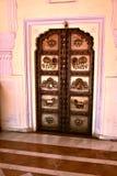 Hawa Mahal Jaipur Indie Royaltyfri Bild