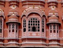 Hawa Mahal; Jaipur, la India Foto de archivo