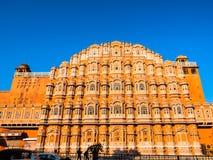 Hawa Mahal in Jaipur Royalty Free Stock Photos