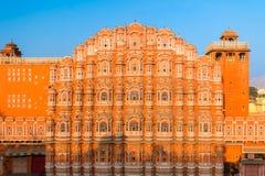 Hawa Mahal - Jaipur. Hawa Mahal - Palace of the Winds, Jaipur, India Stock Photography