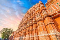 Hawa Mahal - Jaipur. Hawa Mahal - Palace of the Winds, Jaipur, India royalty free stock image